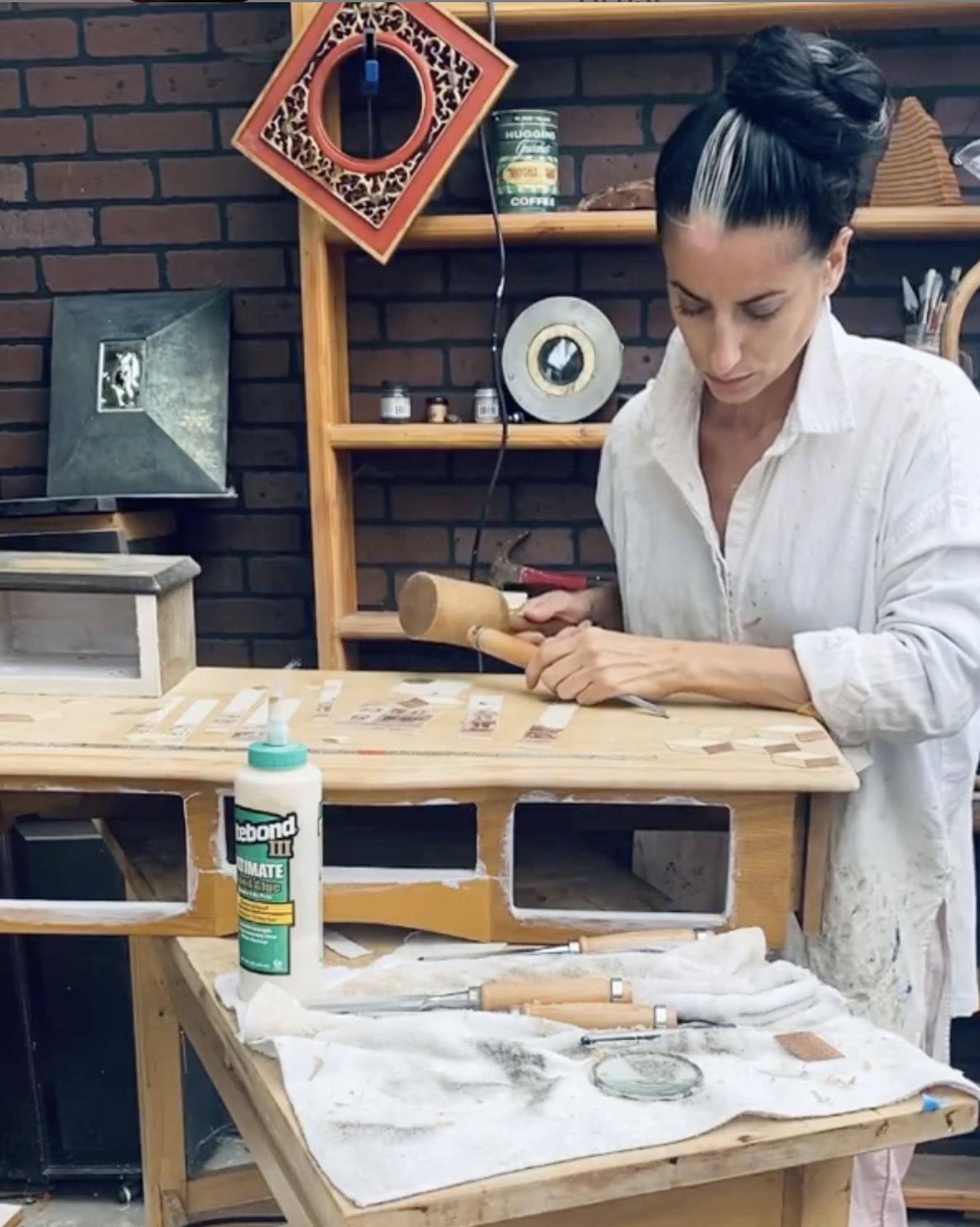 Sabrina Merayo Nunez studio