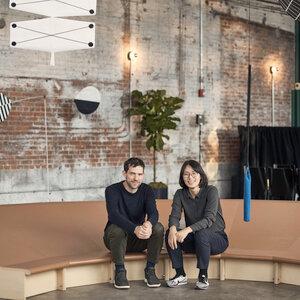 John and Wonhee Arndt of Studio Gorm