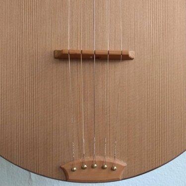 Tom Lees Banjo in Process 6