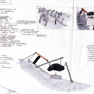 Jeremy Bensen Sketch