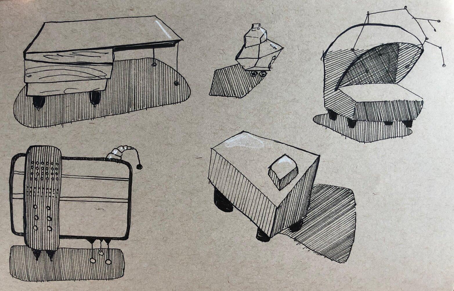 Esther Cho Sketch