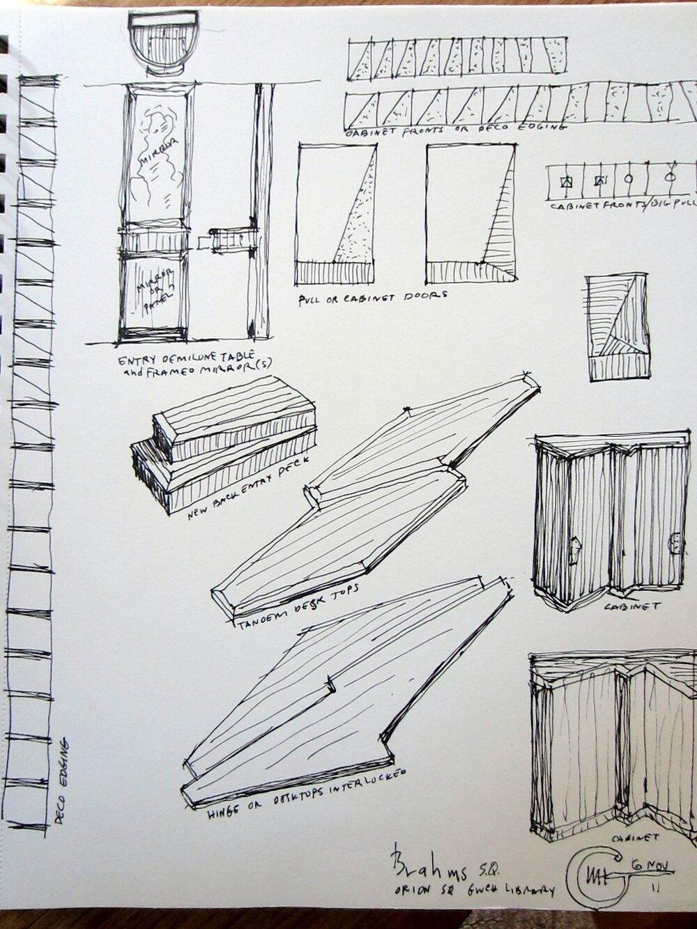 Bill Garbus Sketch4