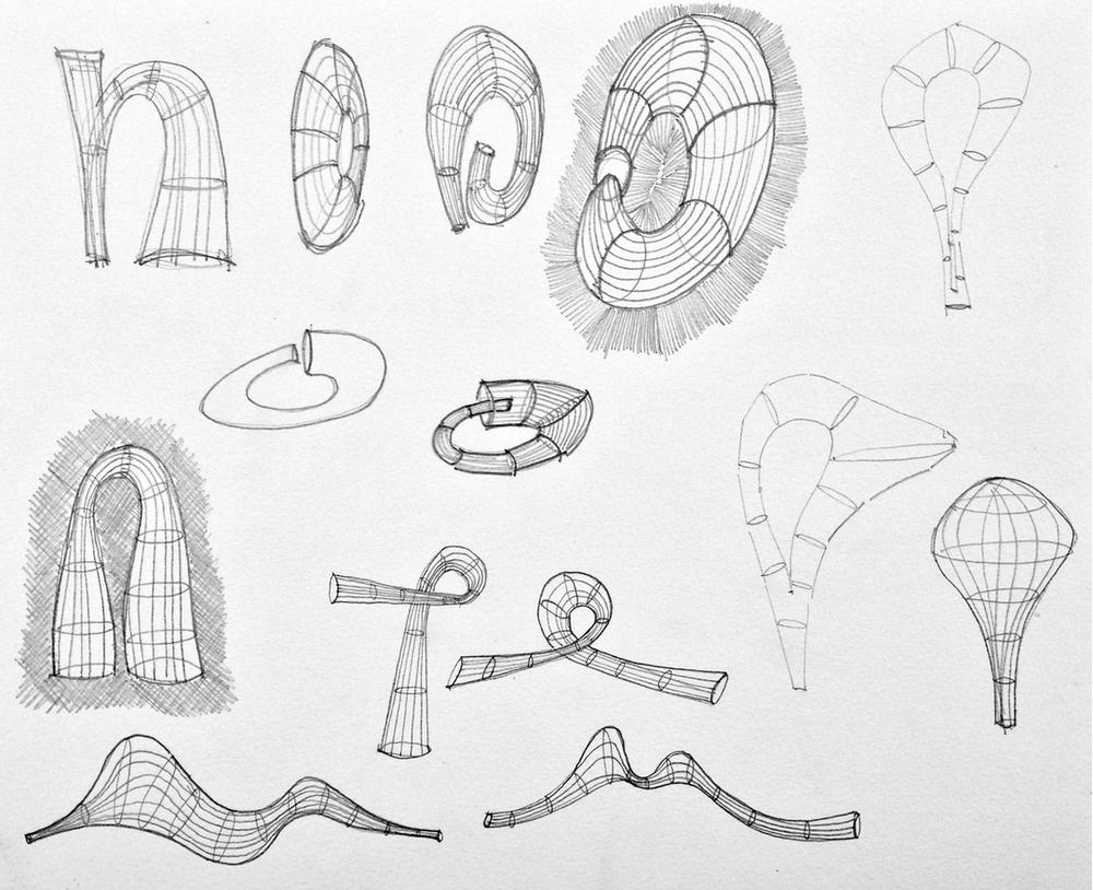 Joshua Enck Sketch 5
