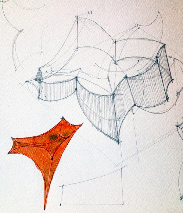 Joshua Enck Sketch 3