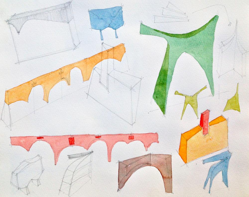 Joshua Enck Sketch 1