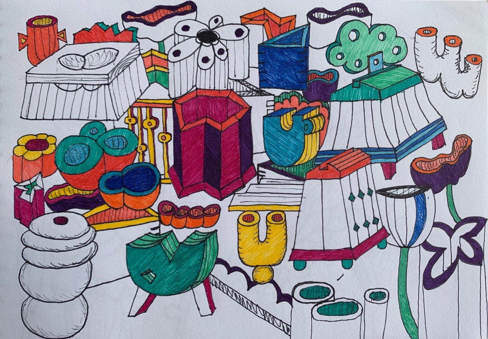 Karen Ernst Sketch 2