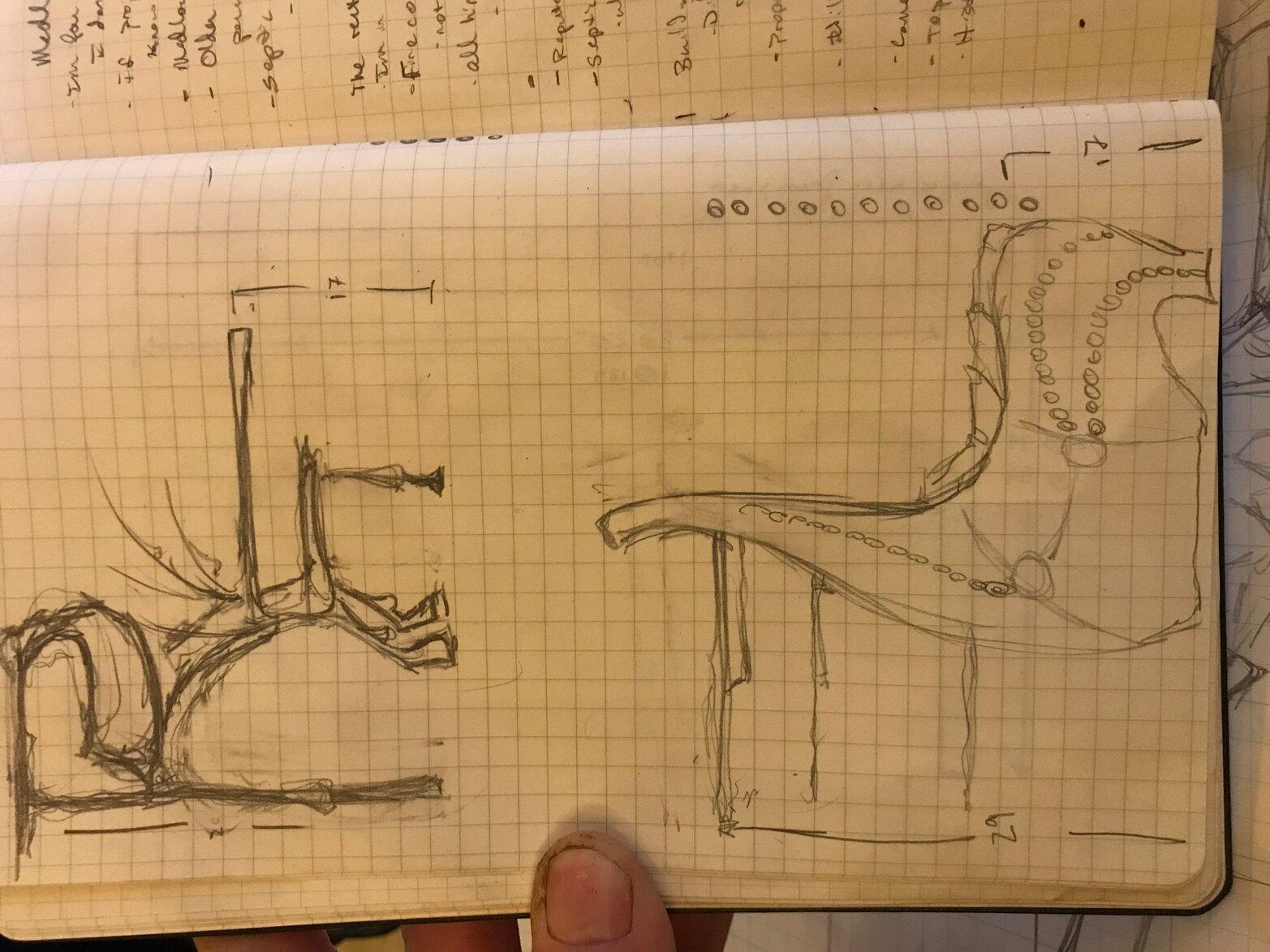 Rachel David Sketch 4