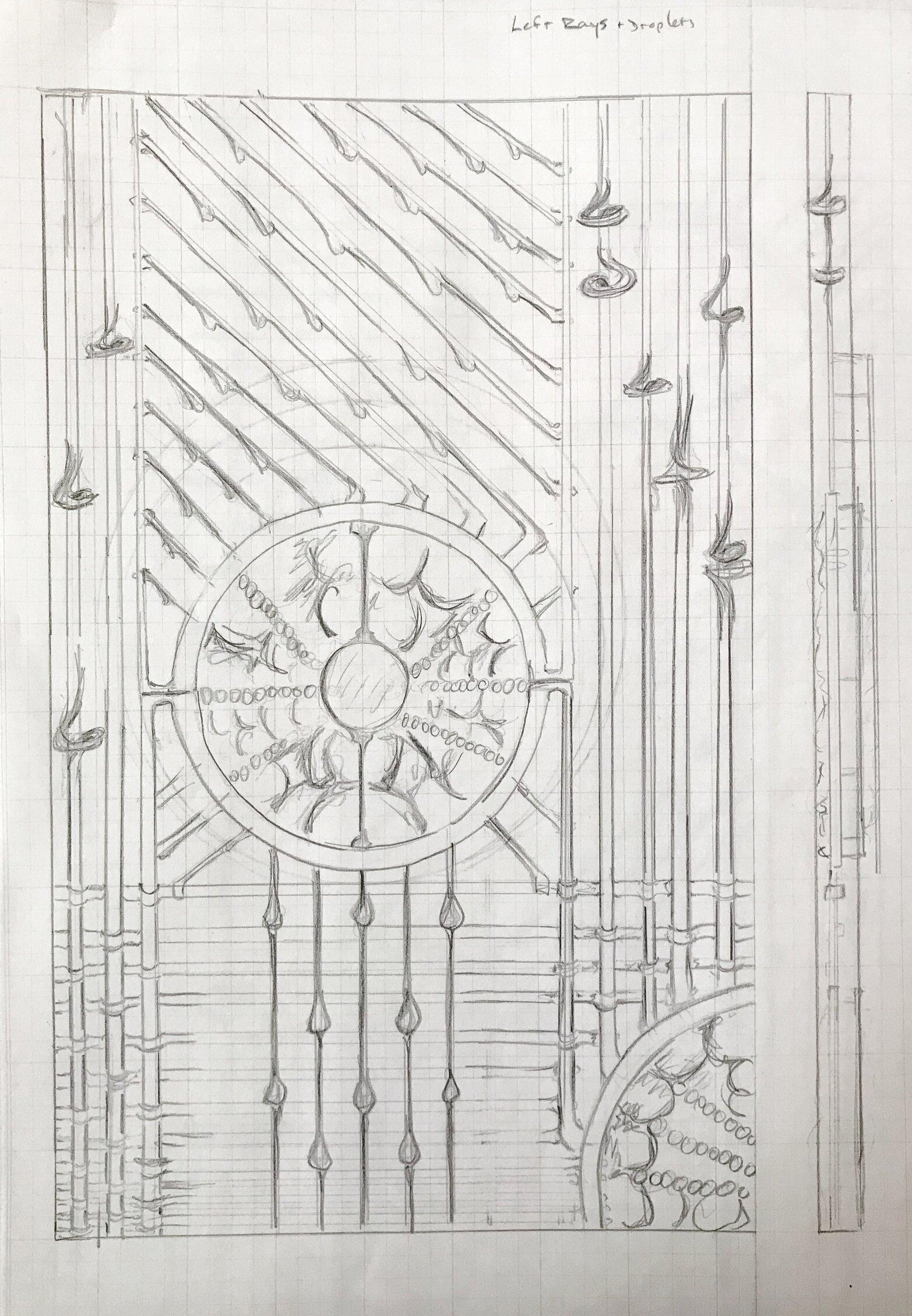 Rachel David Sketch 2