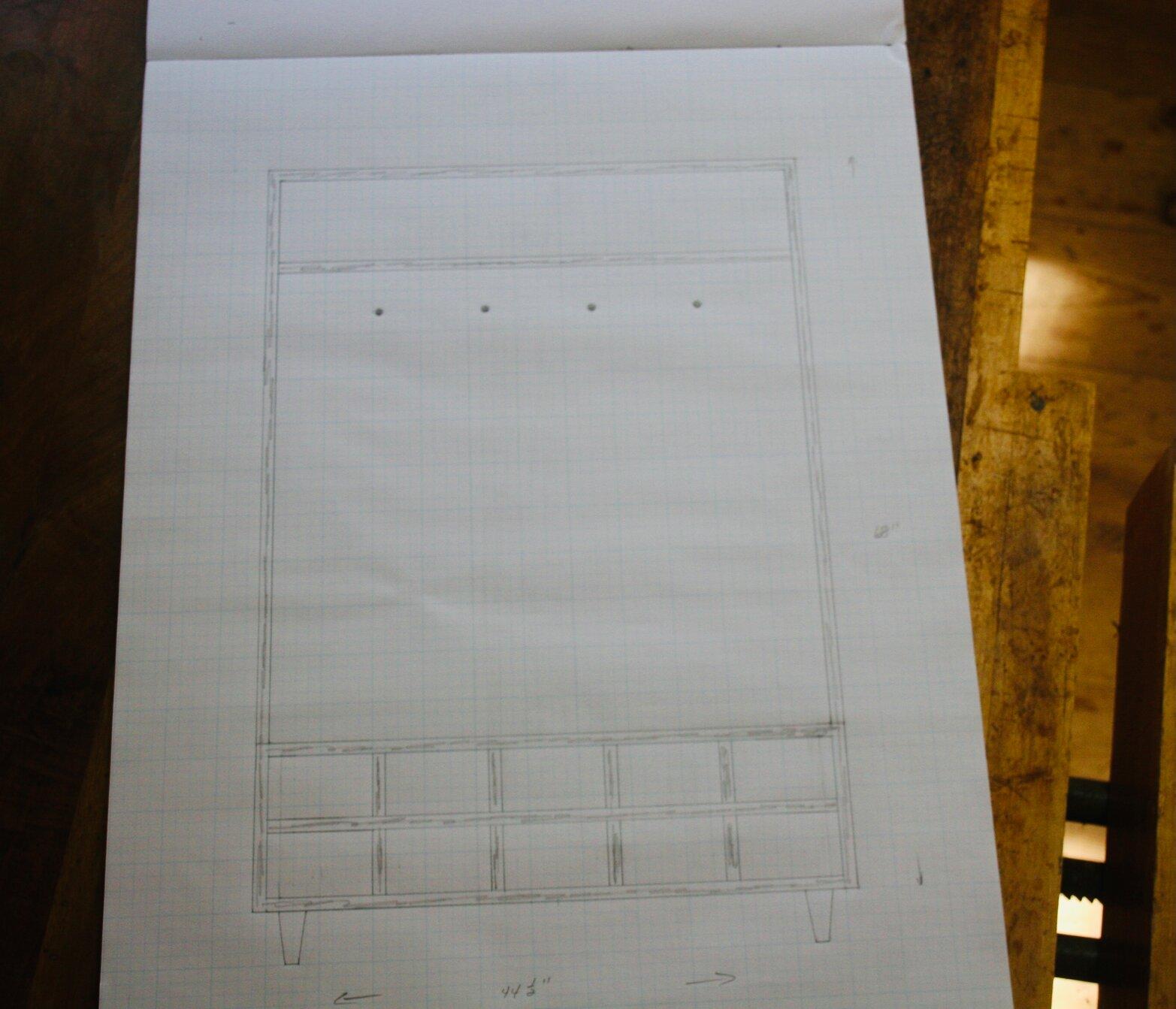 Bruce Bradford Sketch 1