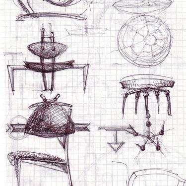 Chris Martin Sketch 6