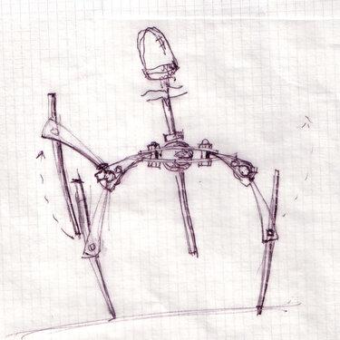 Chris Martin Sketch 3
