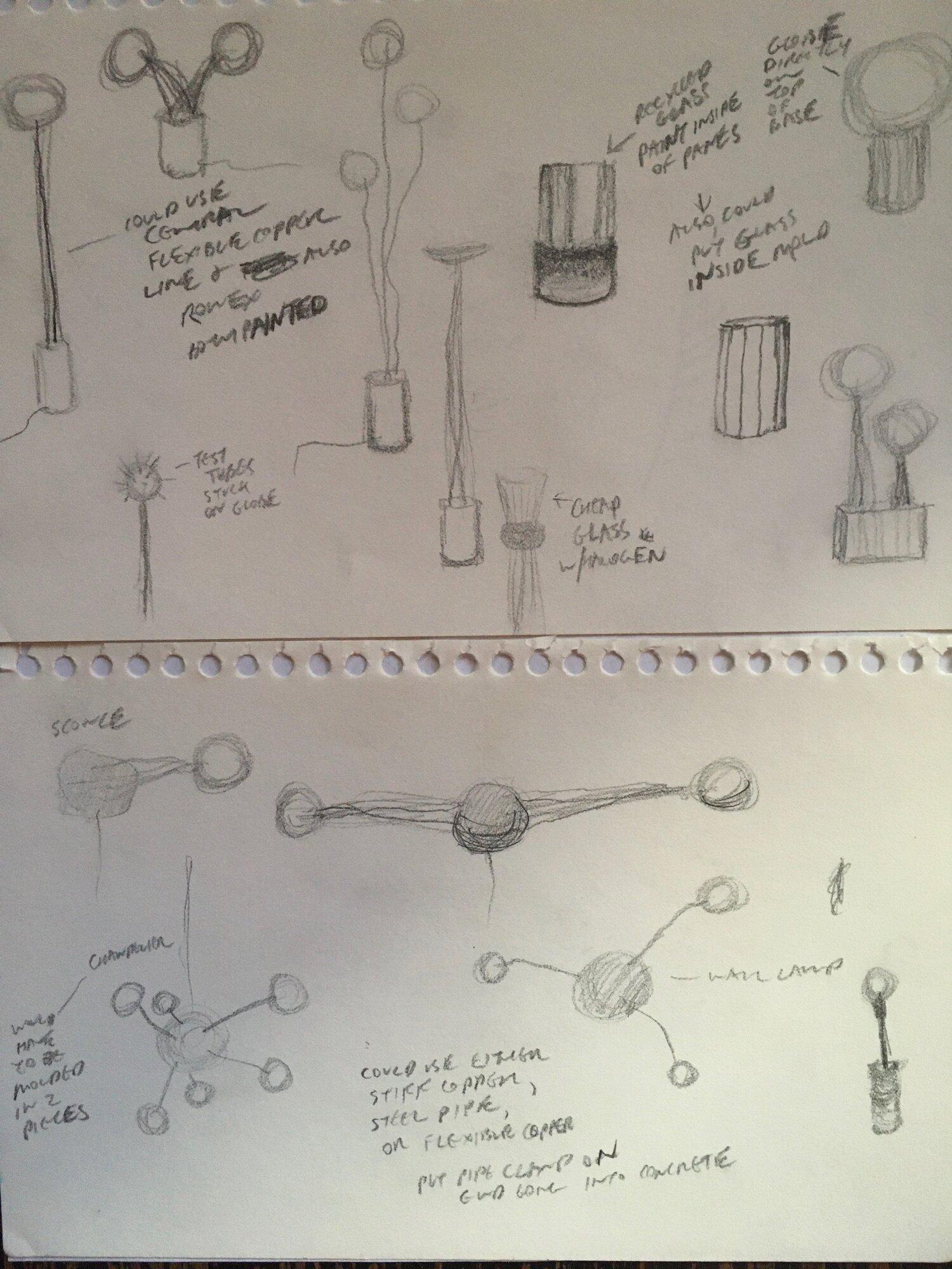 Joel Scilley Sketch 3