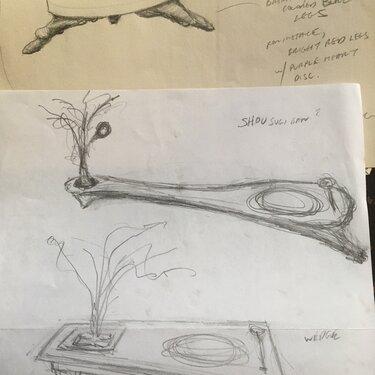 Joel Scilley Sketch 1
