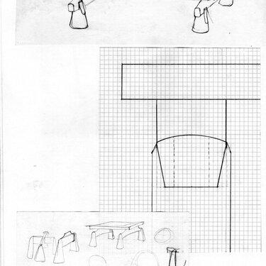 Michael Puryear Sketches