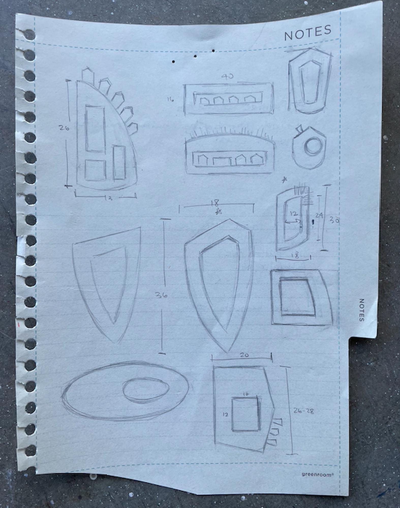 Valerie Berlage Sketch 1