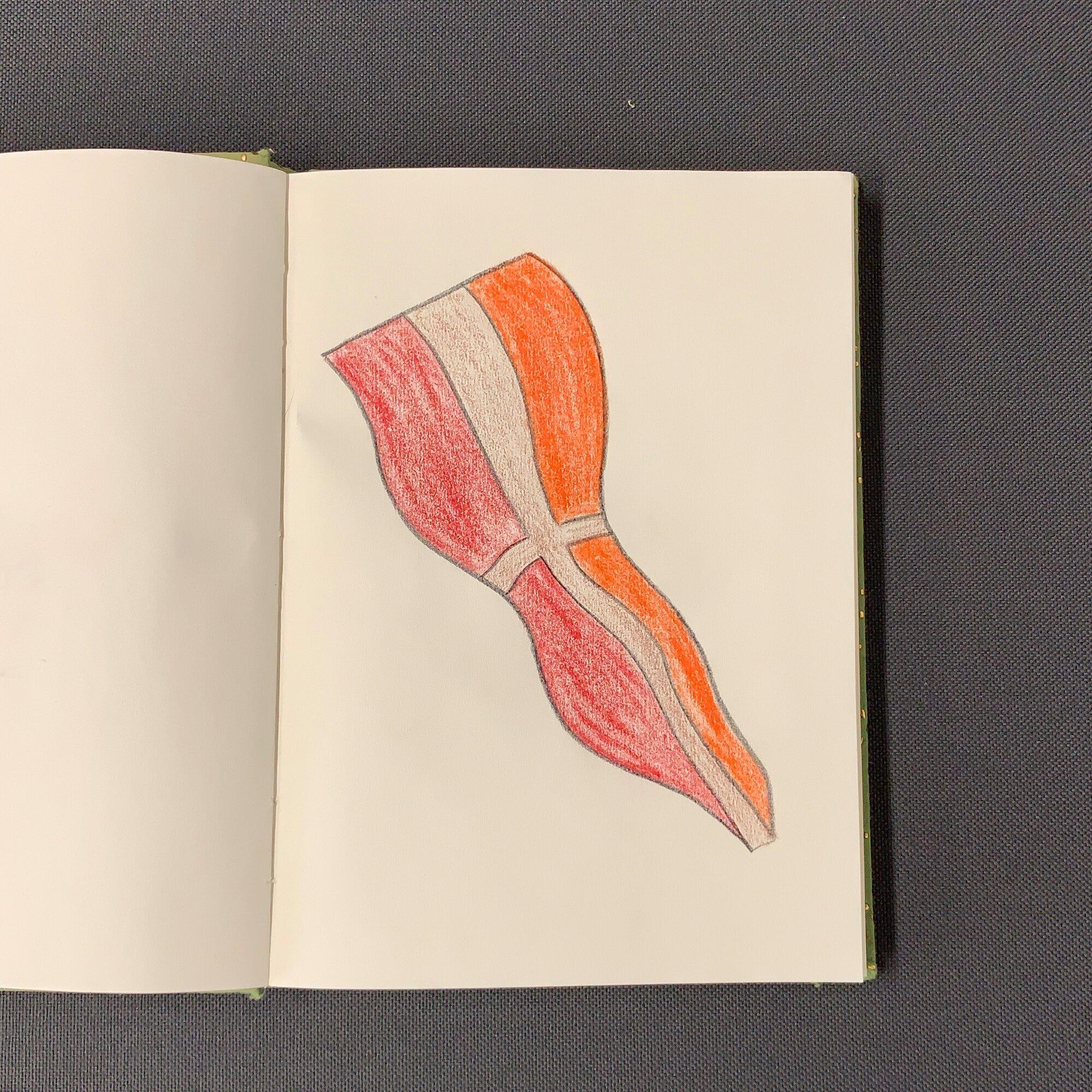 Sasso Sketch 1