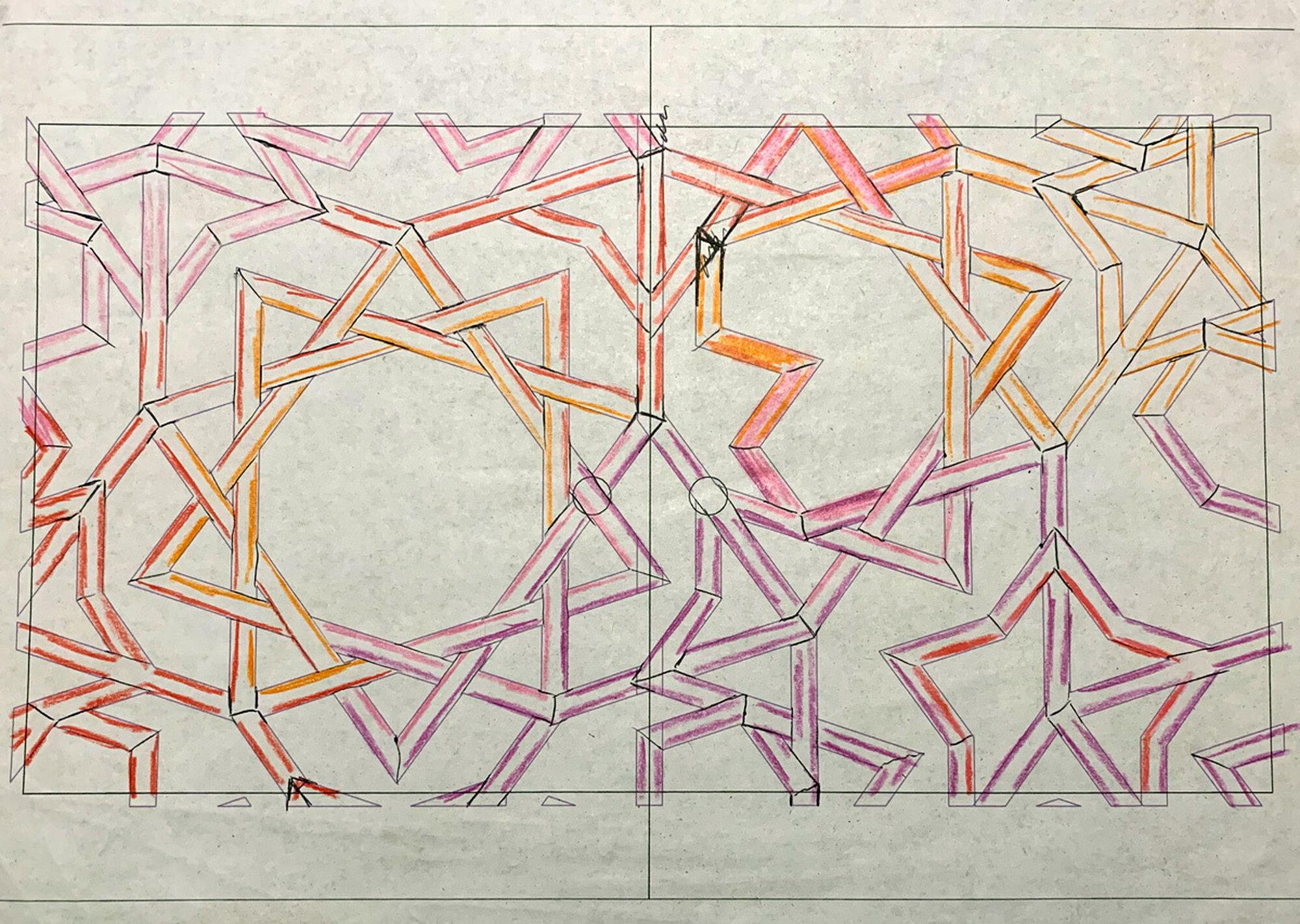 Beston Barnett sketch9