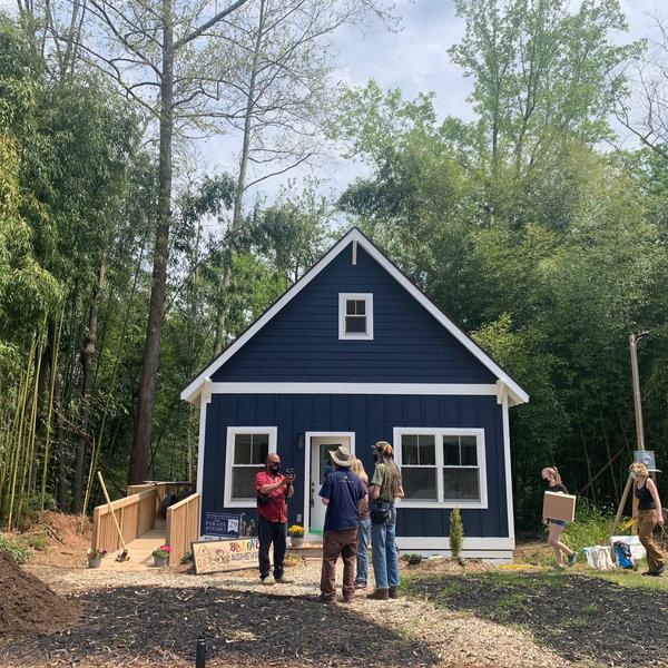 BeLoved Village Tiny Home
