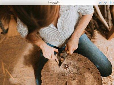 Women of Woodworking: Studio Tours