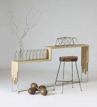 Sam Ladwig Y Line Sofa Table