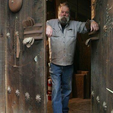 GKB Doorway Portrait