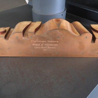 GKB AoD Award
