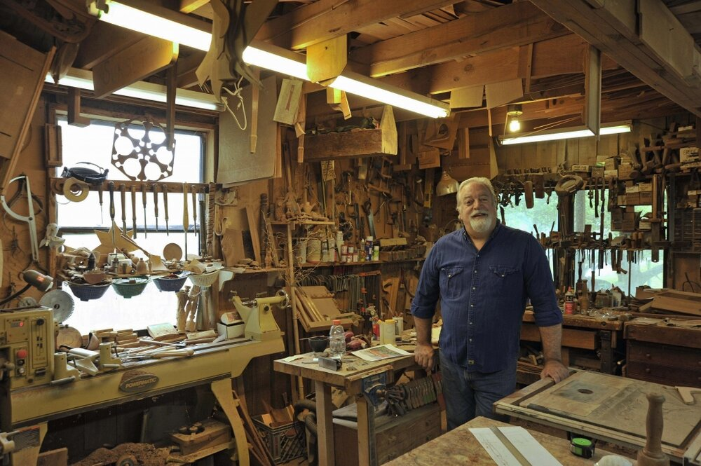 Alf In His Shop 1024X681