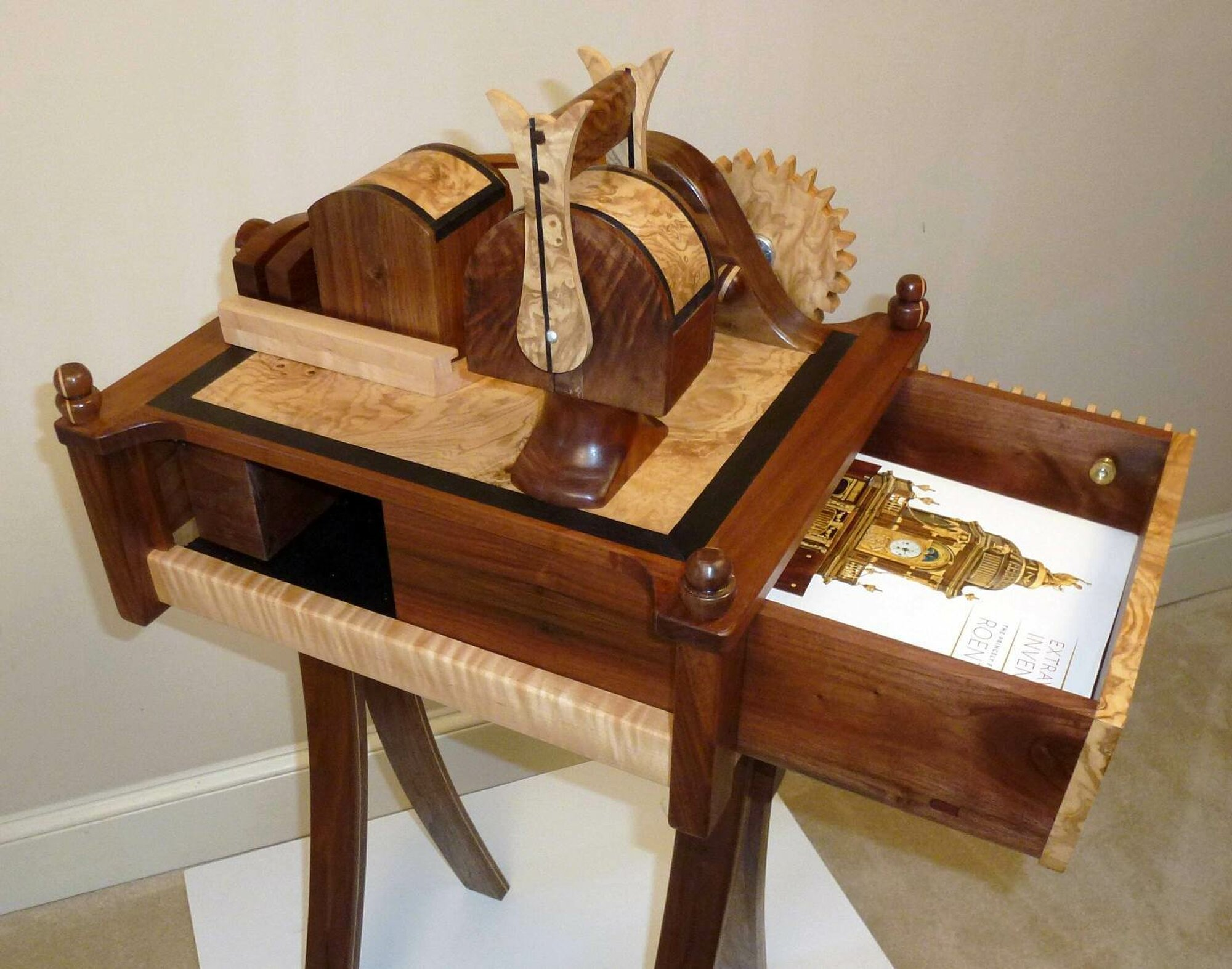 Visible Works Mechanical Table
