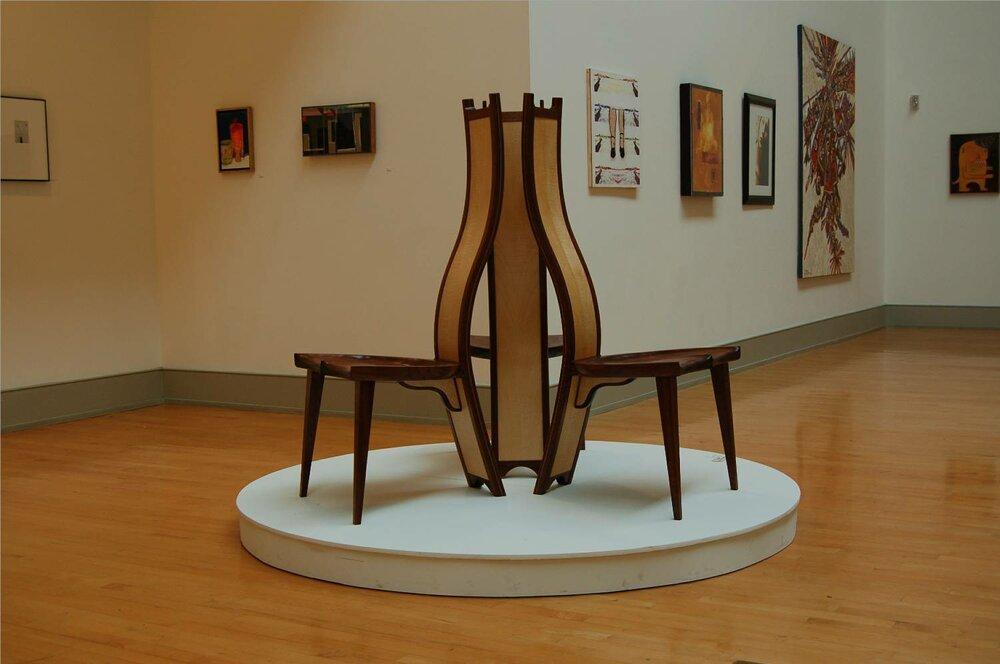 Three S-Chairs