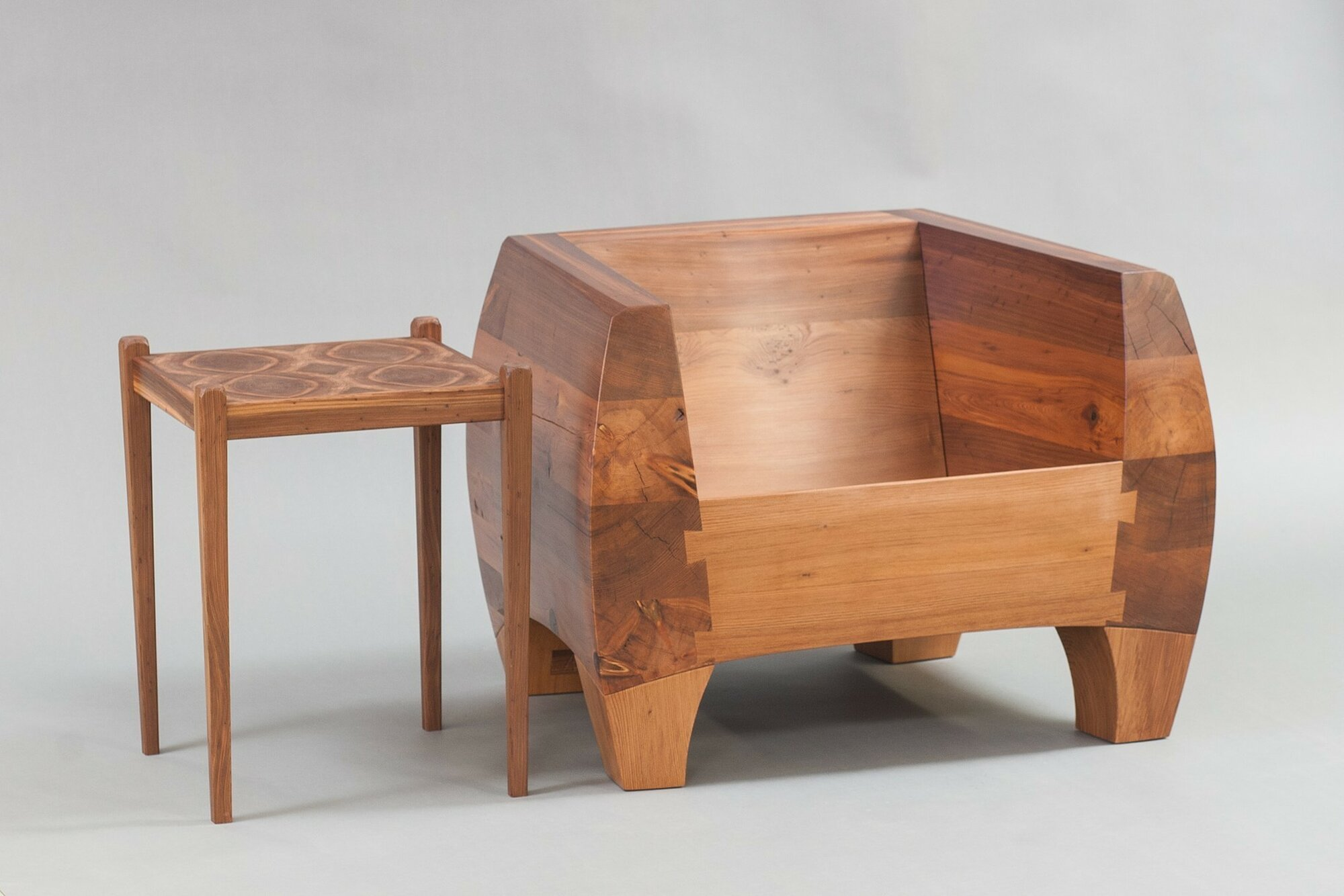Redwood Club Chair