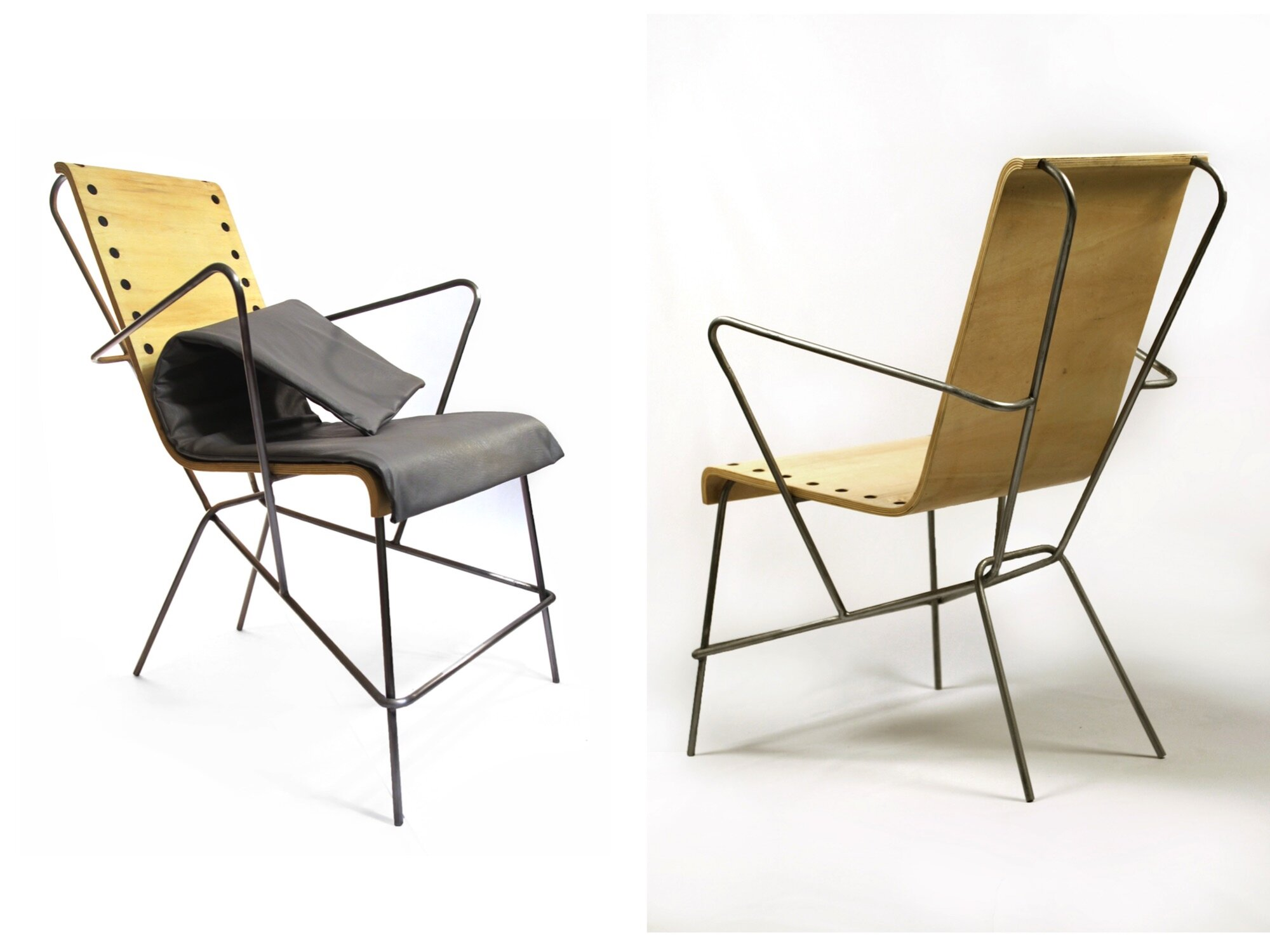 Air Chair (front and back)