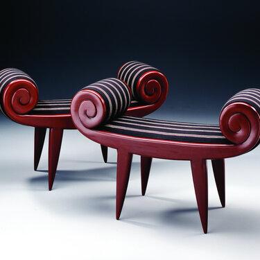 Blossfeldt chairs