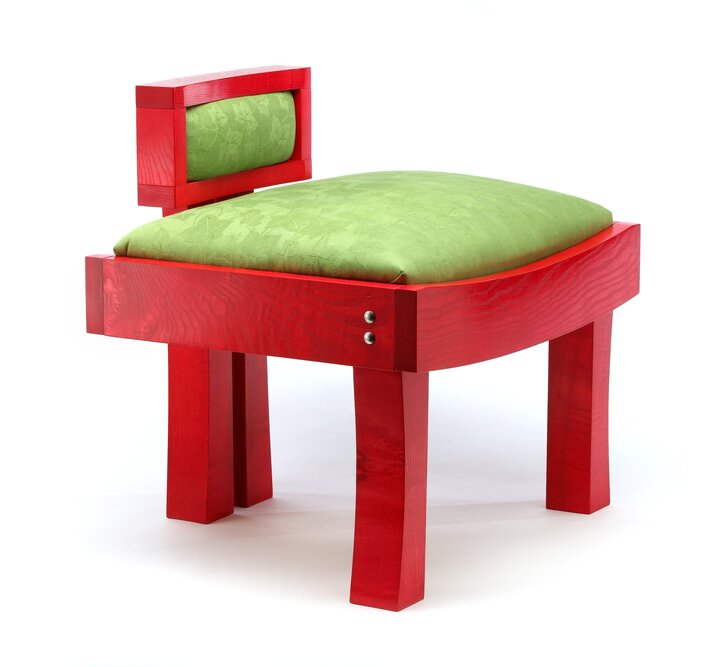 I Love Color Chair