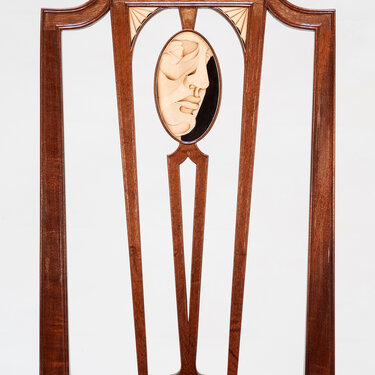Portrait Chair Detail