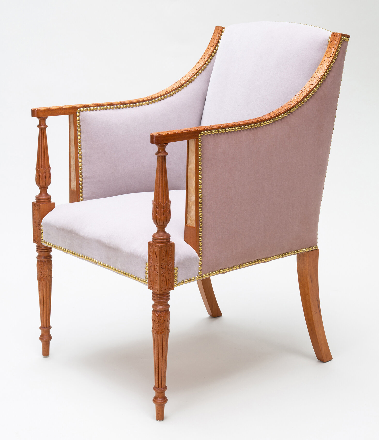 Little Pink Arm Chair