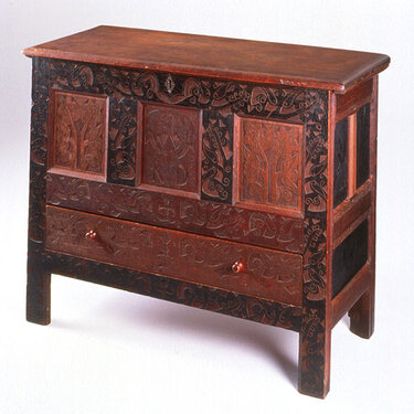 Original Hadley chest