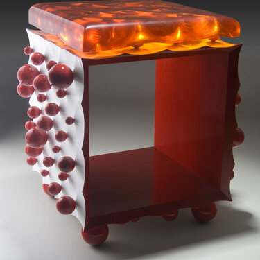 Ball Side Table