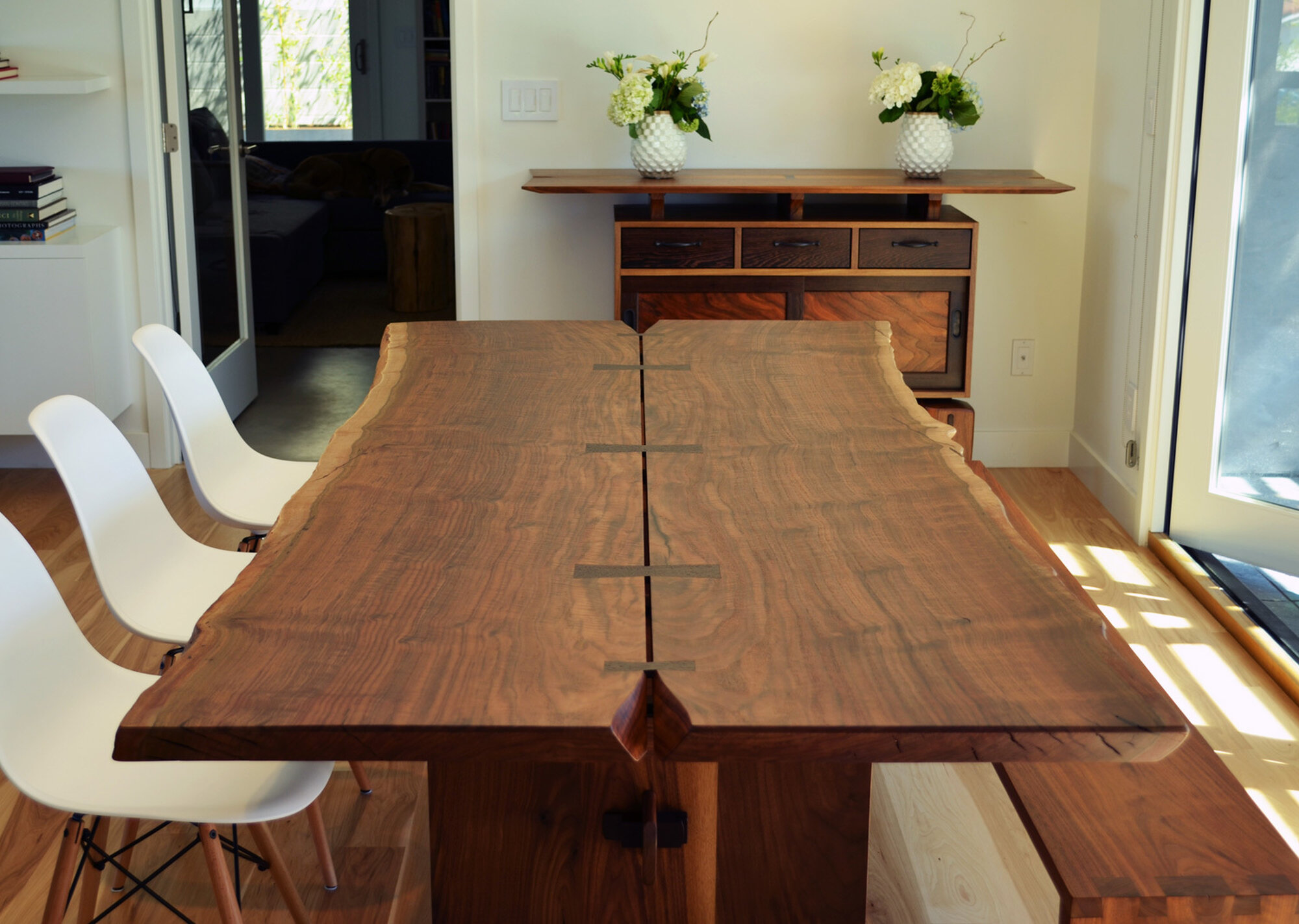 """""""Bronner Table and Sideboard"""""""
