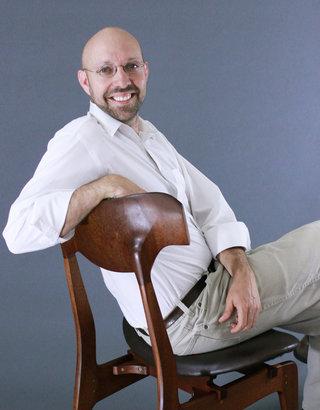 """""""Mahogany Chair"""""""