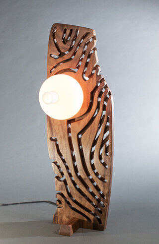 """Maori Lamp"""