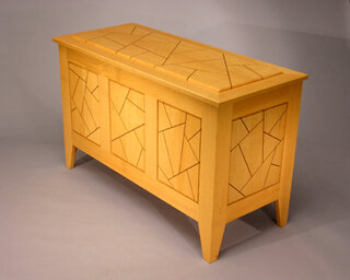 Controlled Chaos Blanket Chest