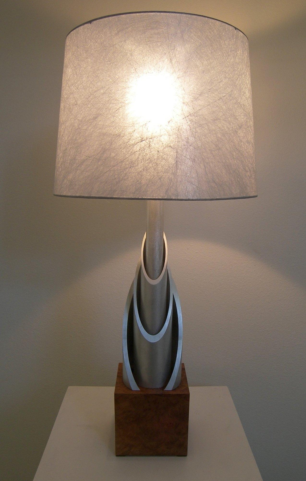 Concentric lamp