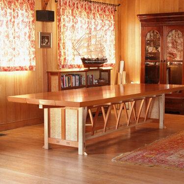 Borglum Library Table