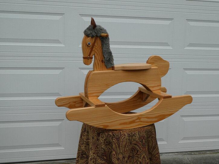 Turningsmith Studios Heirloom Rocking Horse