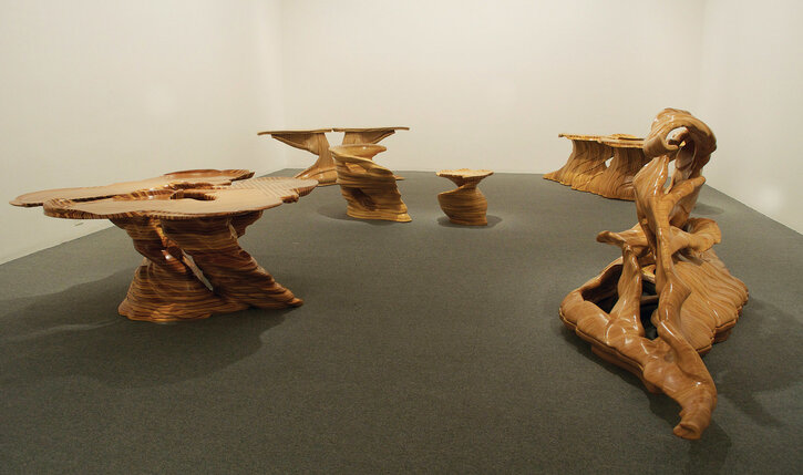Six Sculptures on exhibit at Baltimore Museum of Art