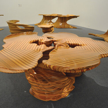 """Mesa"" exhibit at The Baltimore Museum or Art"