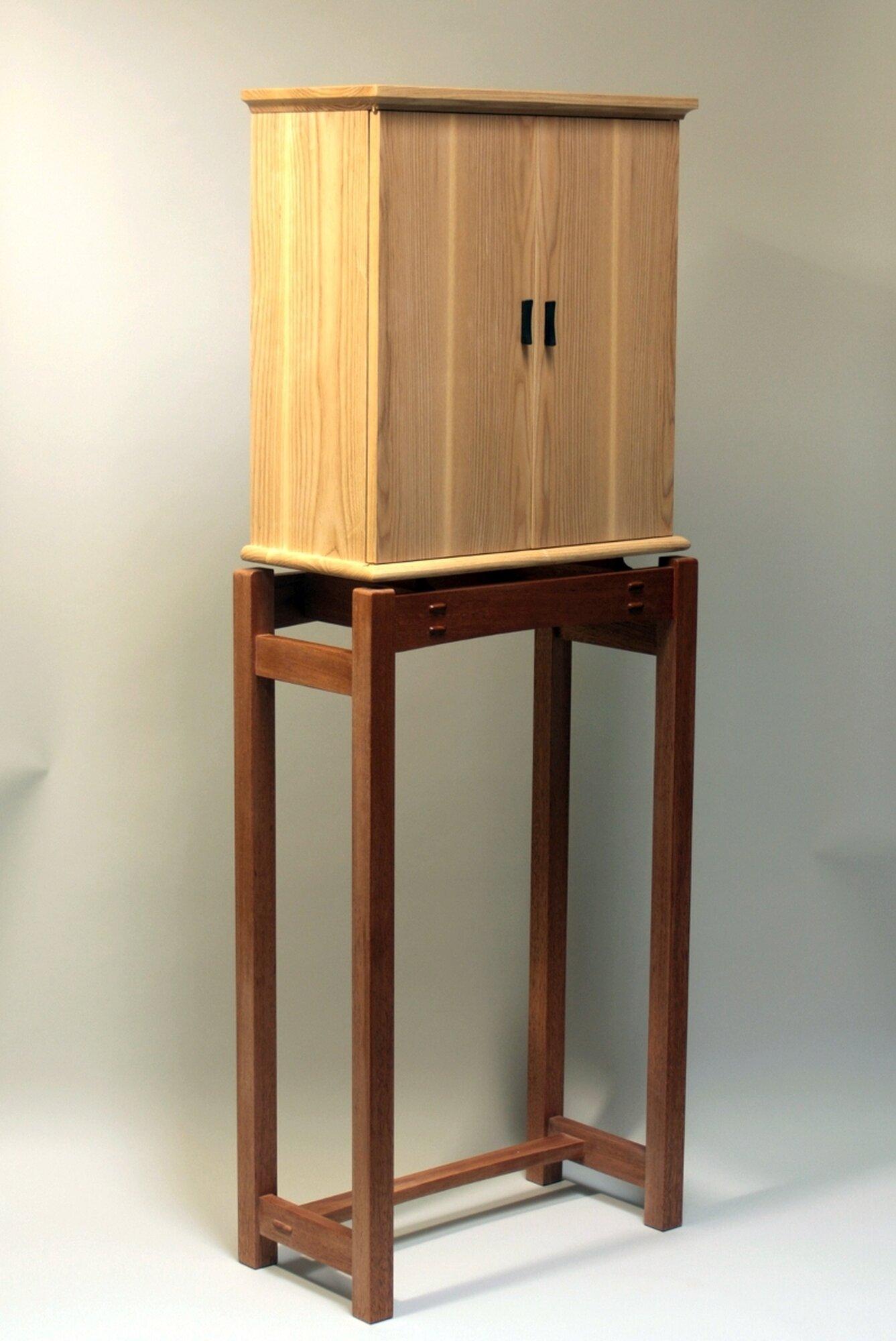 Ash Cabinet (closed)