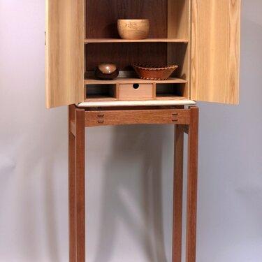 Ash Cabinet (open)