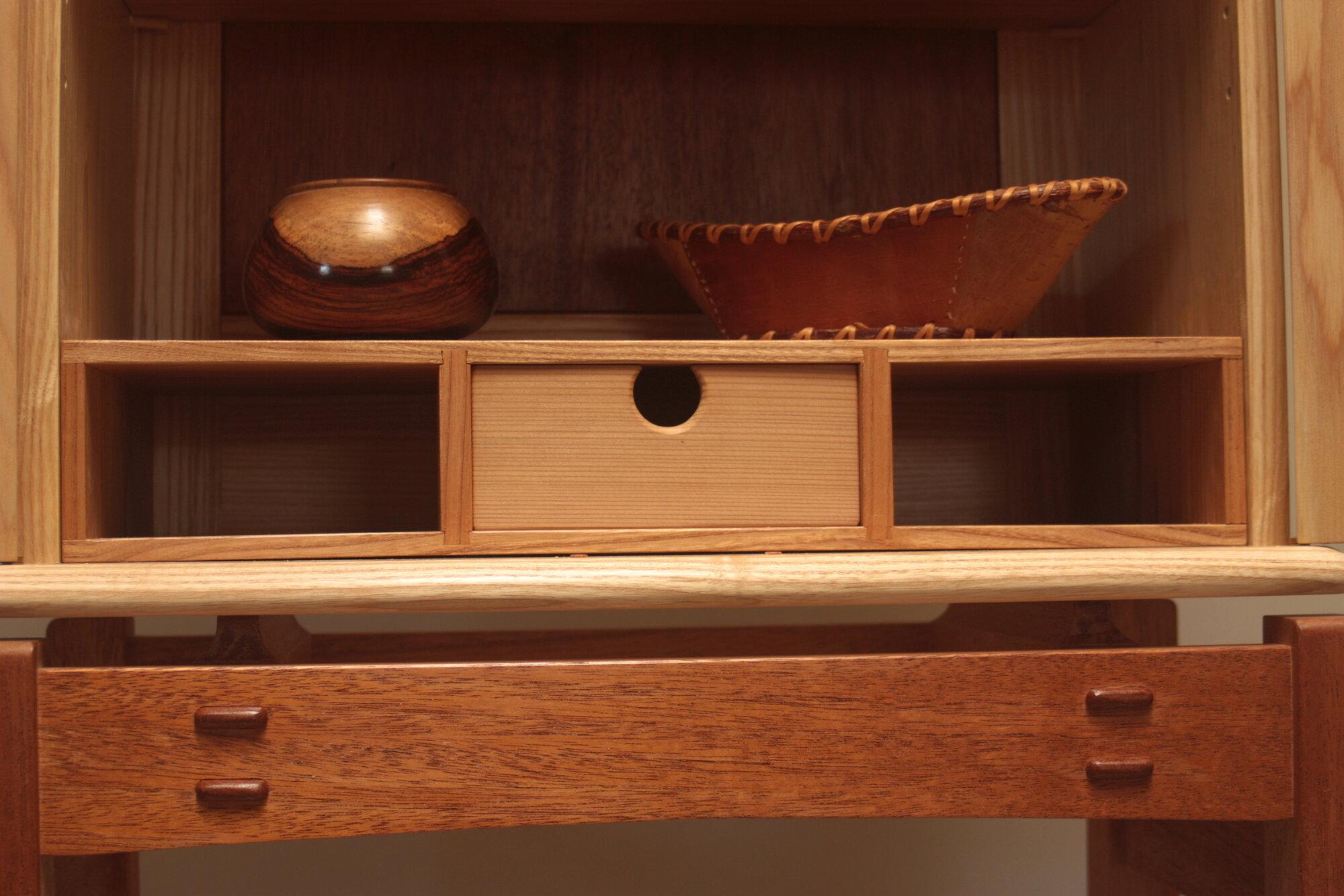 Ash Cabinet (detail)