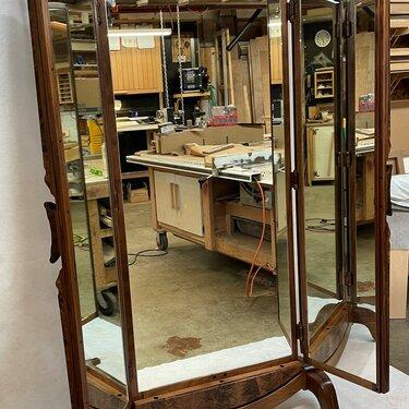 tri-mirror